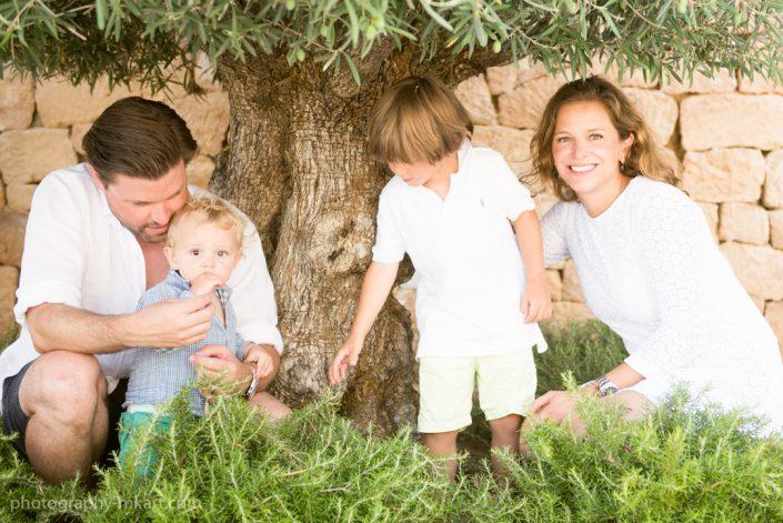 Ibiza family photographer Masha Kart .