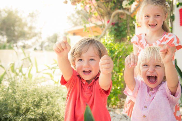 Children photos in Ibiza