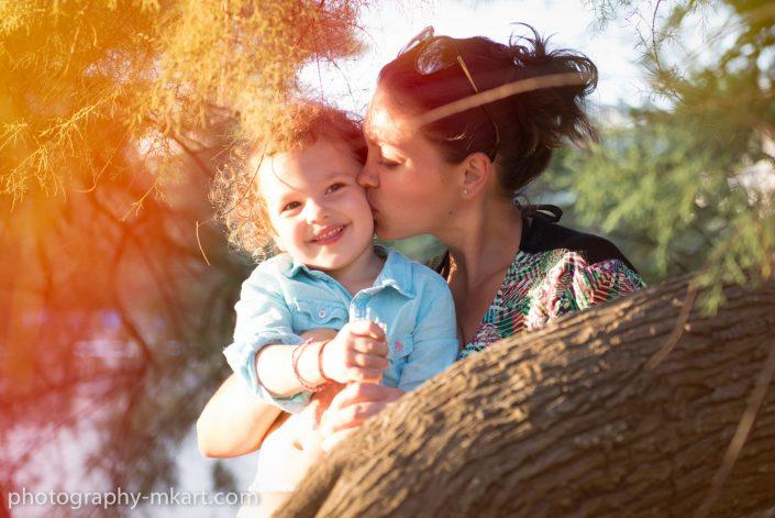 family photoshoot in Ibiza