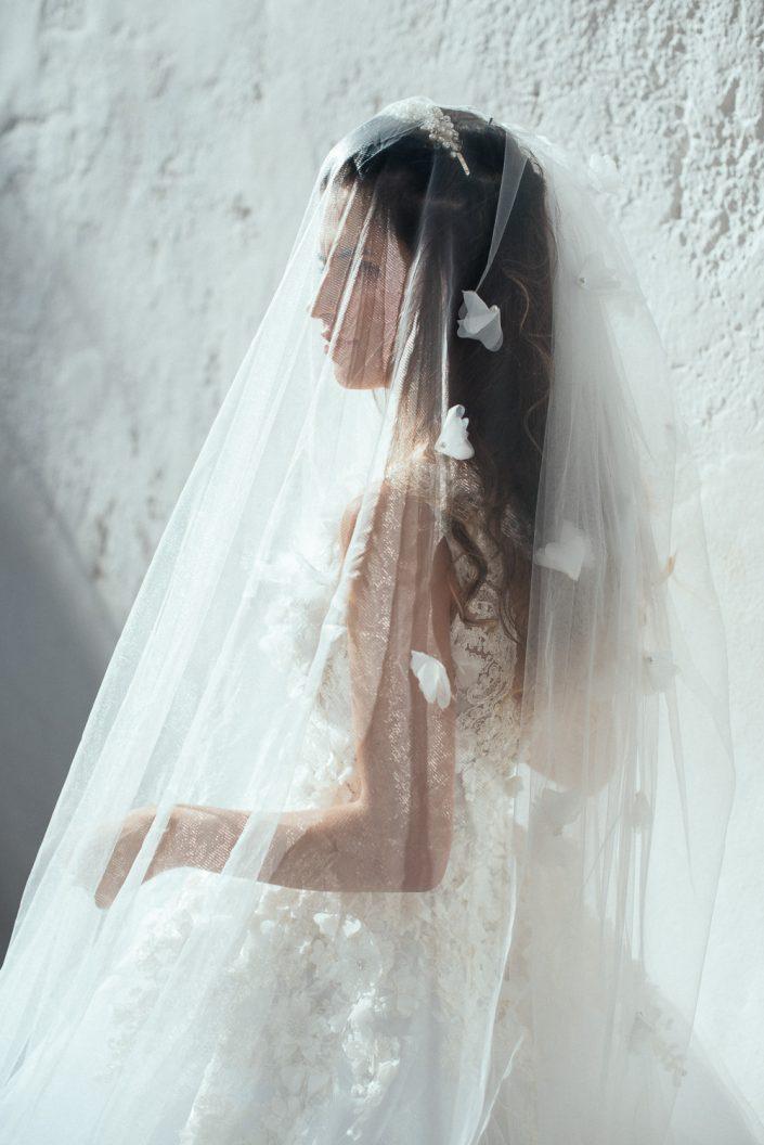 The bride in Ibiza
