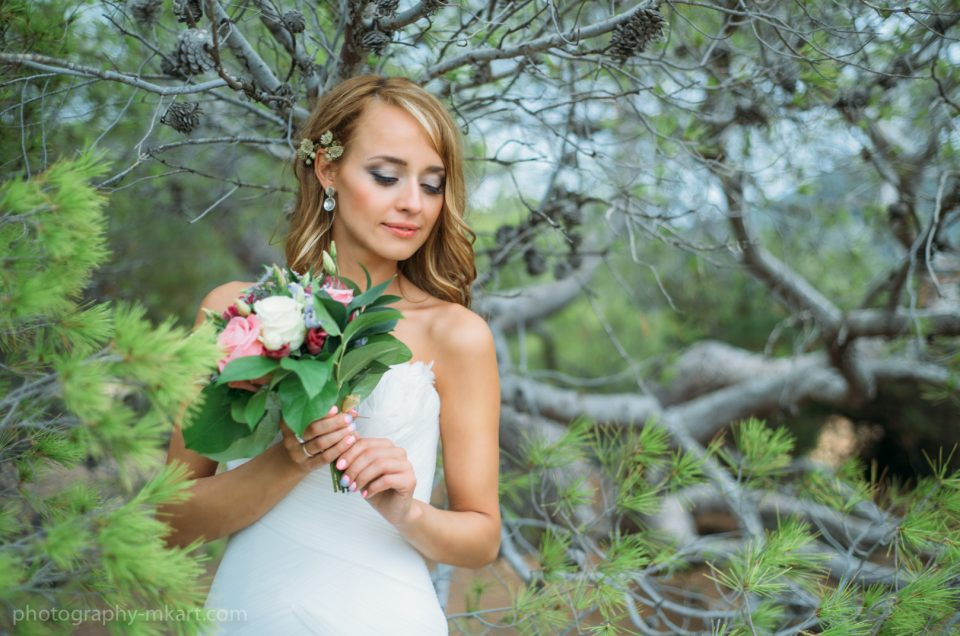Lena's wedding photo reportage from Ibiza