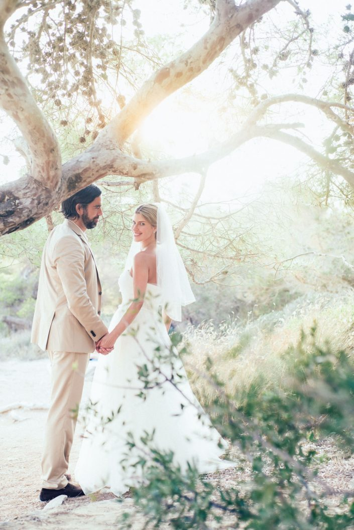 wedding in Ibiza, captured by Masha Kart
