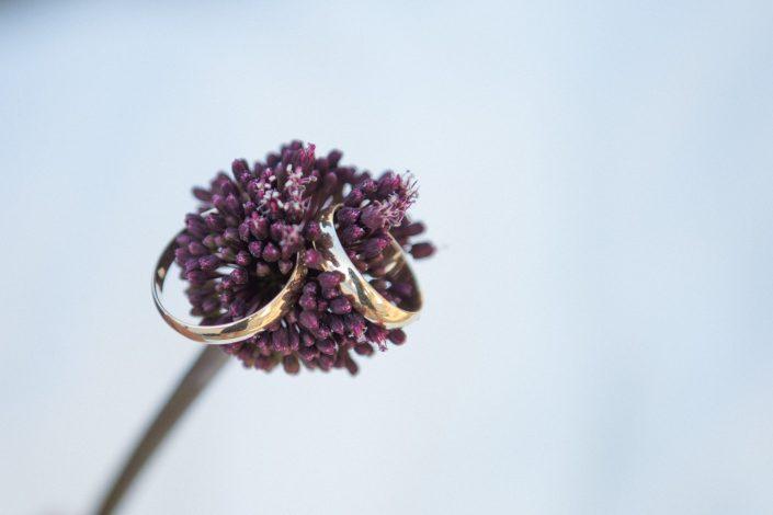 Wedding photography in Atzaro, Ibiza.The wedding rings