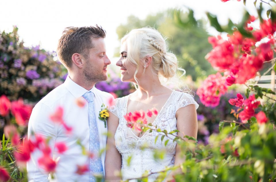 Tessa & Richard's Sunny Atzaro Wedding