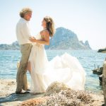 Beach wedding in Ibiza
