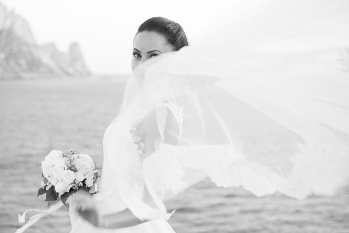 Es Vedra and the Bride.