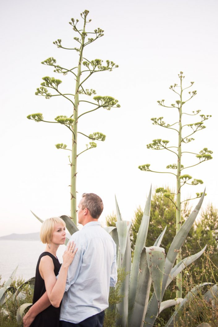 Engagement in Ibiza