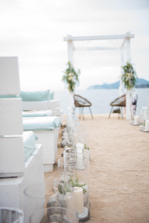 Experimental Beach  Wedding photographer Masha Kart