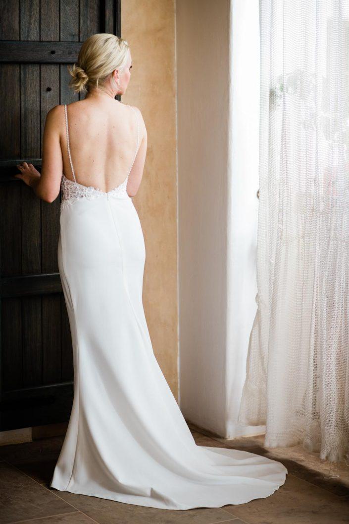 Bridal photoshoot in Ibiza