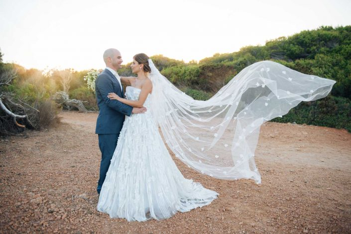 Ibiza wedding at Aiyanna