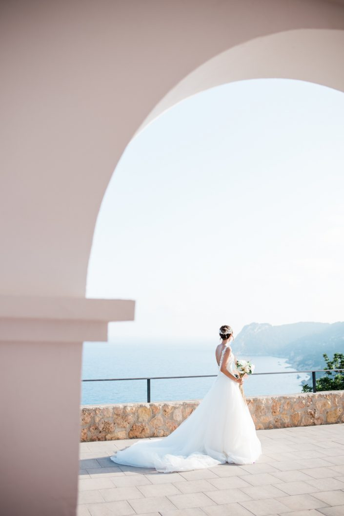 Japanese wedding in Ibiza. Photography Masha Kart. Wedding photography in Ibiza