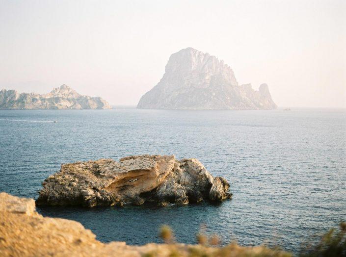 Es Vedra in Ibiza.