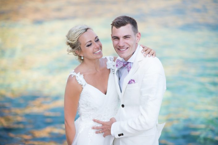 Wedding photo shooting in Ibiza