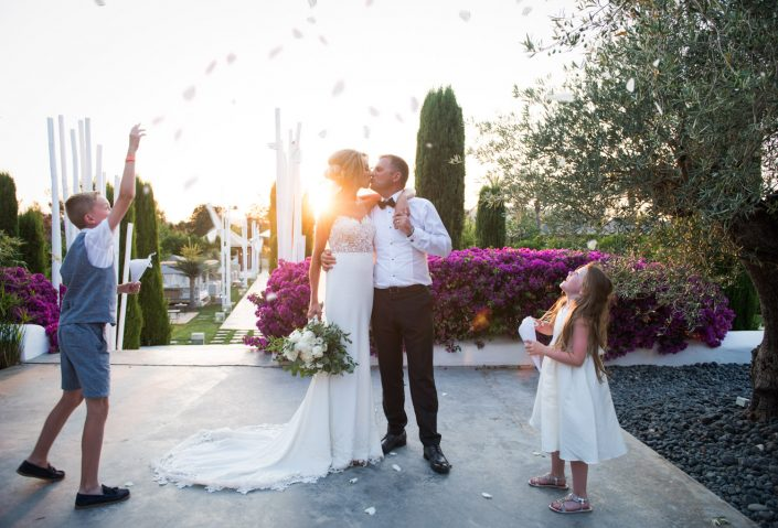 Ibiza wedding photography. Destination wedding