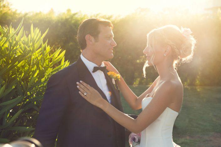 Photography Masha Kart. Italian wedding in Ibiza. Marco and Elena. Golden hour photo session