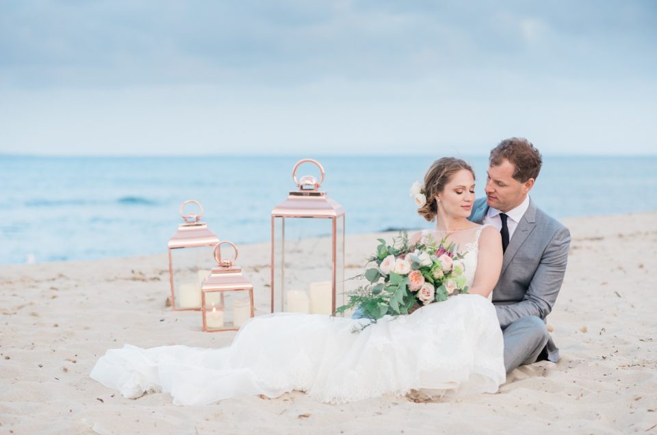 Ibiza inspirational wedding shooting