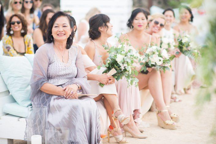 Beautiful bride at her Wedding in Ibiza. Ibiza wedding photography