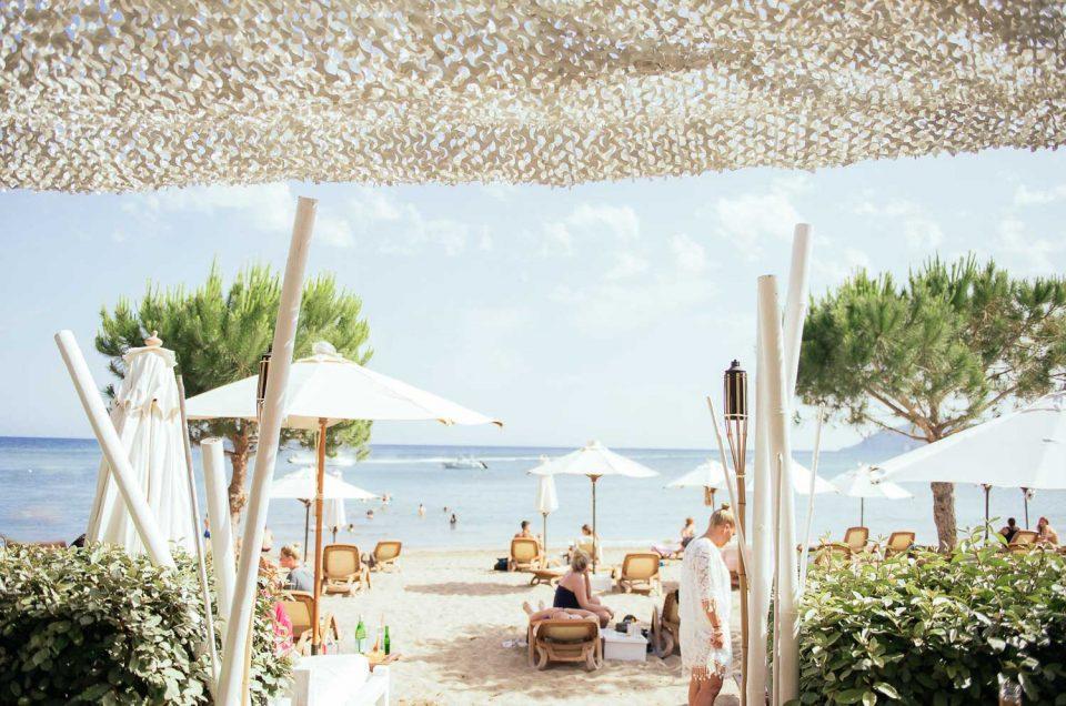 Pura Vida Ibiza wedding venue