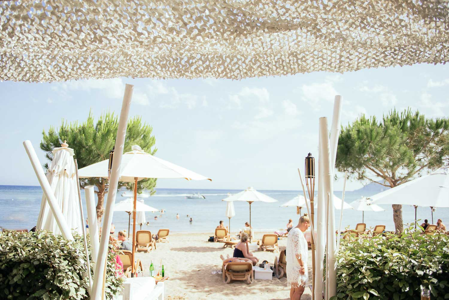 Pura Vida Ibiza wedding venue