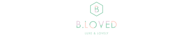BLOVED BLOG LUX & LOVELY