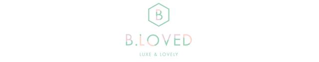 BLOVED BLOG LUX & LOVELY
