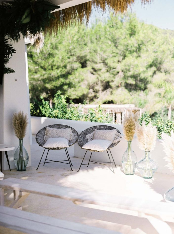 An amazing new wedding venue in Ibiza. Pure House Ibiza. Wedding photographer Masha Kart