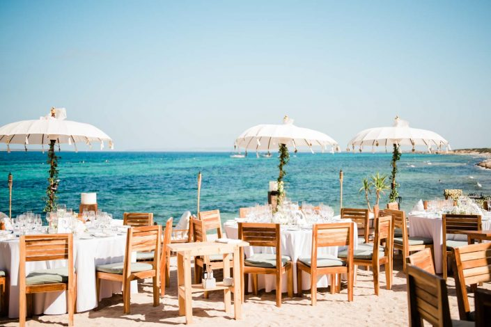 La Escollera - One of my favorite Ibiza wedding venues